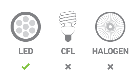 Why You Should Replace Halogen Downlights & CFLs with LEDs?