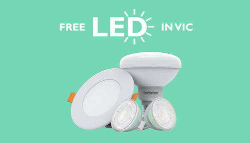 Free Energy Saving Light Bulbs under Vic Government Scheme