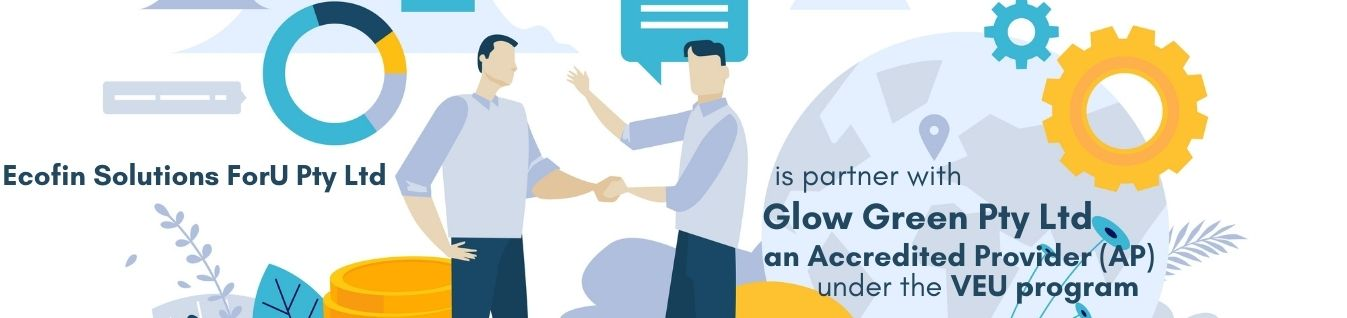 Ecofin Solutions ForU Pty Ltd in partnership with Glow Green Pty Ltd